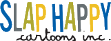 Slap Happy Cartoons logo