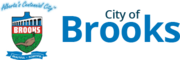 City of Brooks logo